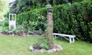 23 Inspirierend Abgesägten Baumstamm Dekorieren