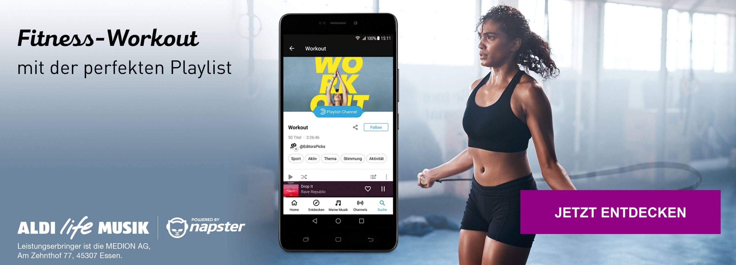 ALM Fitness Playlist 3840x1386