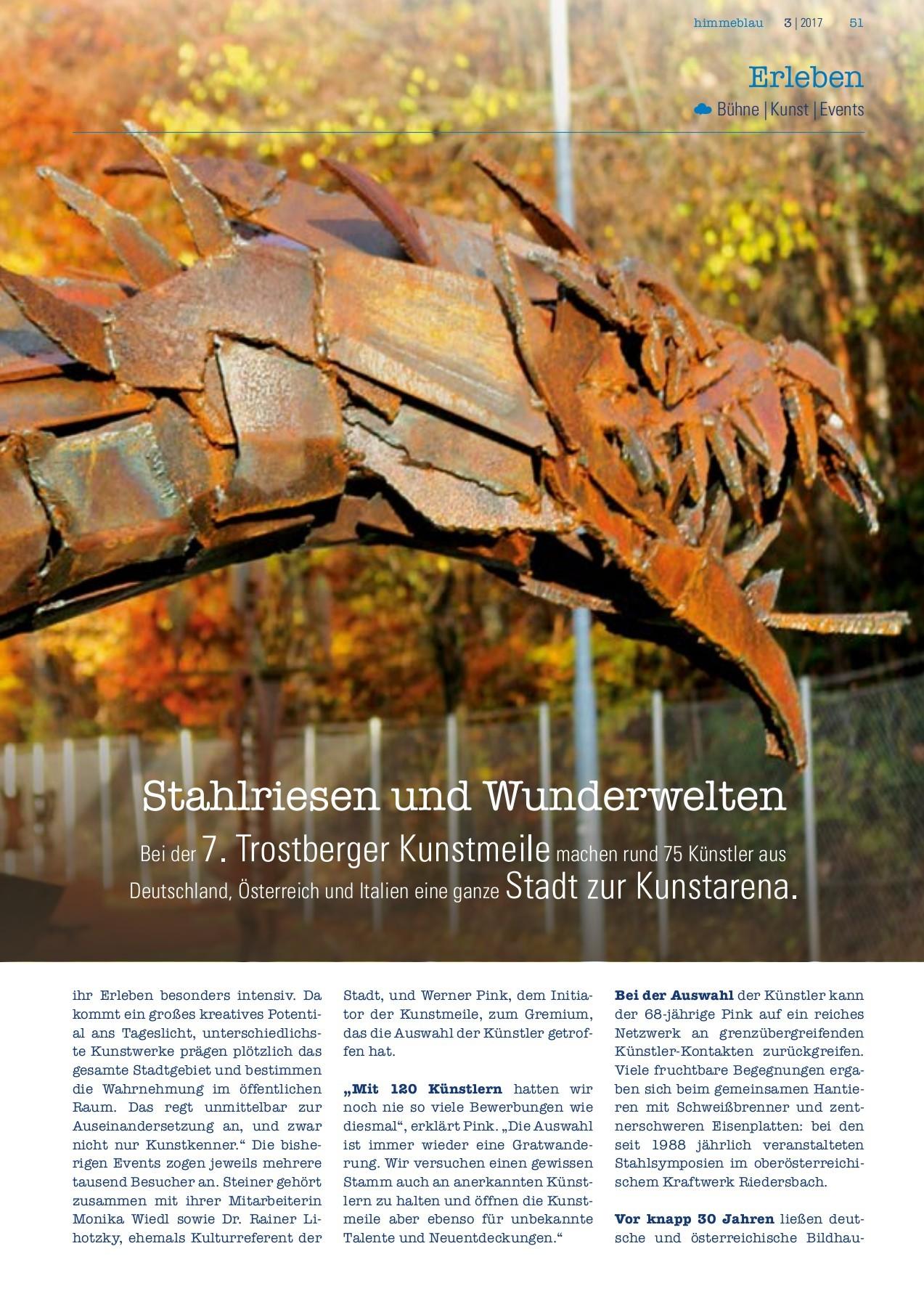 Alte Fenster Als Deko Im Garten Schön E Paper Himmeblau 2 2017 Pages 51 100 Text Version
