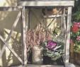 Alte Gartenbank Dekorieren Neu Alte Gartenlaterne Bepflanzen Shabby Look