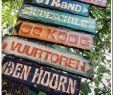 Alte Gartendeko Neu Wegweiser Für Den Garten Bestellen Texel Insel