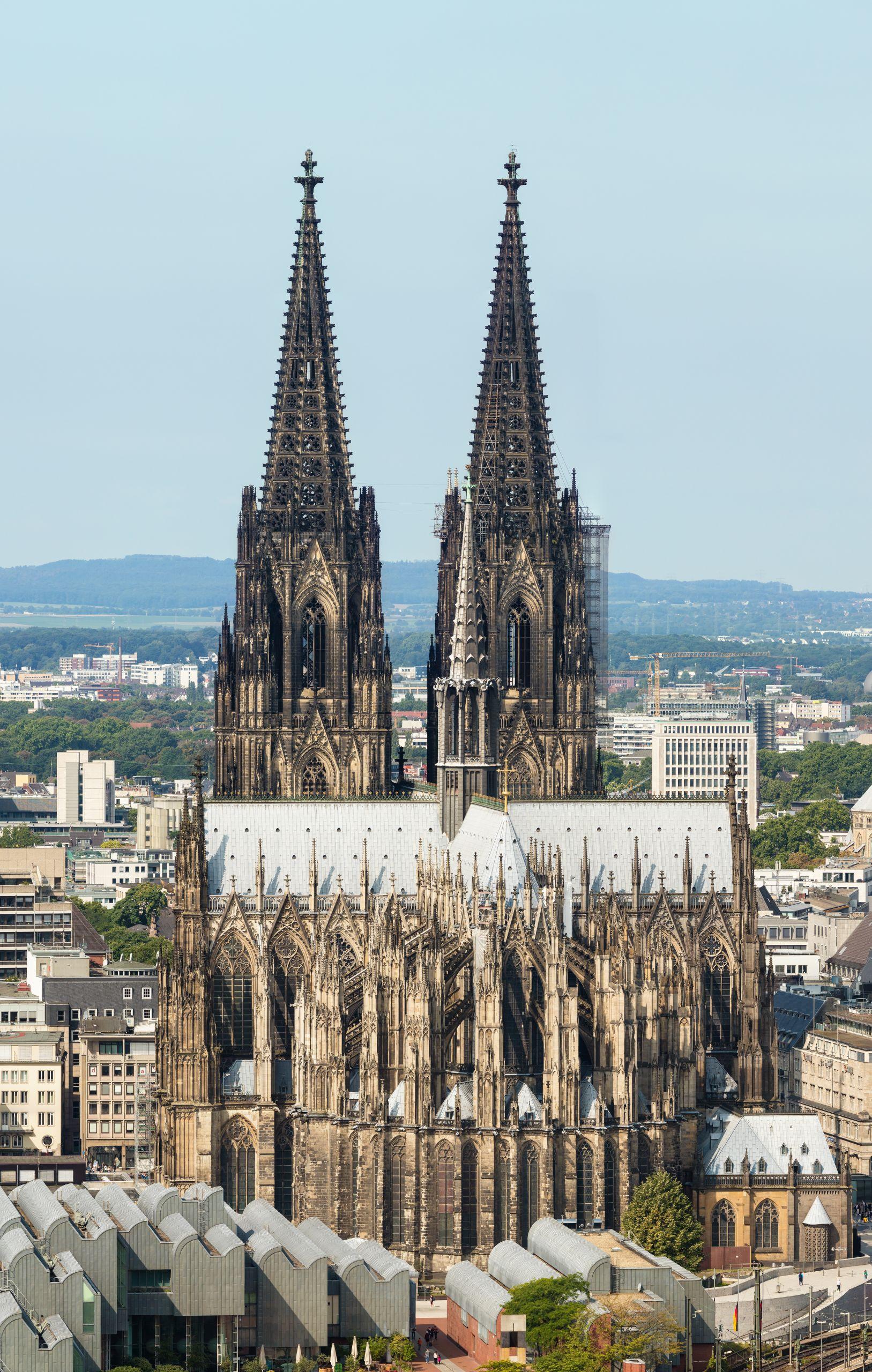 Alte Holzbalken Dekoration Einzigartig Kölner Dom –