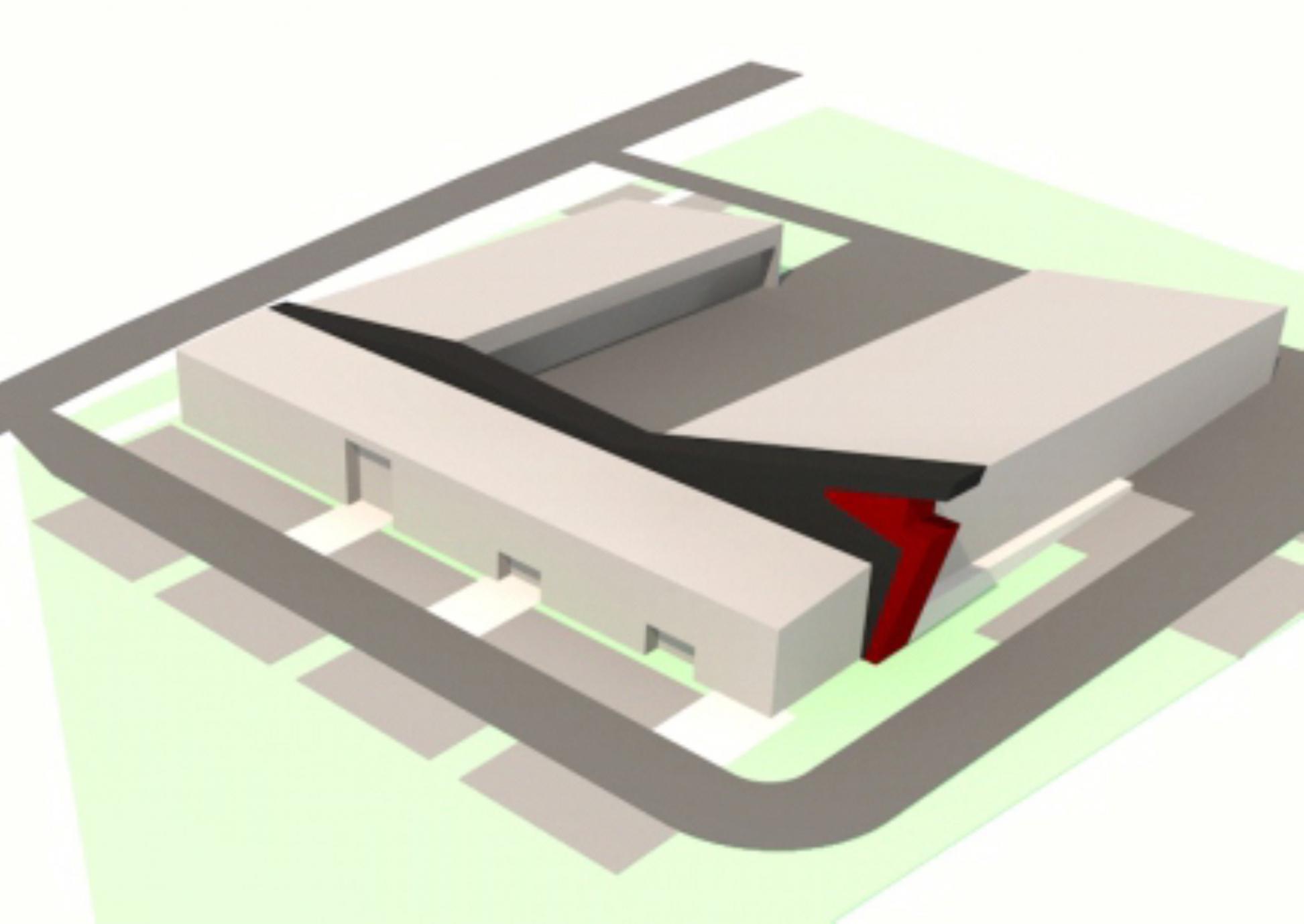 feuerwehr der stadt furth im wald einweihung rettungszentrum format elf architekten format elf architekten
