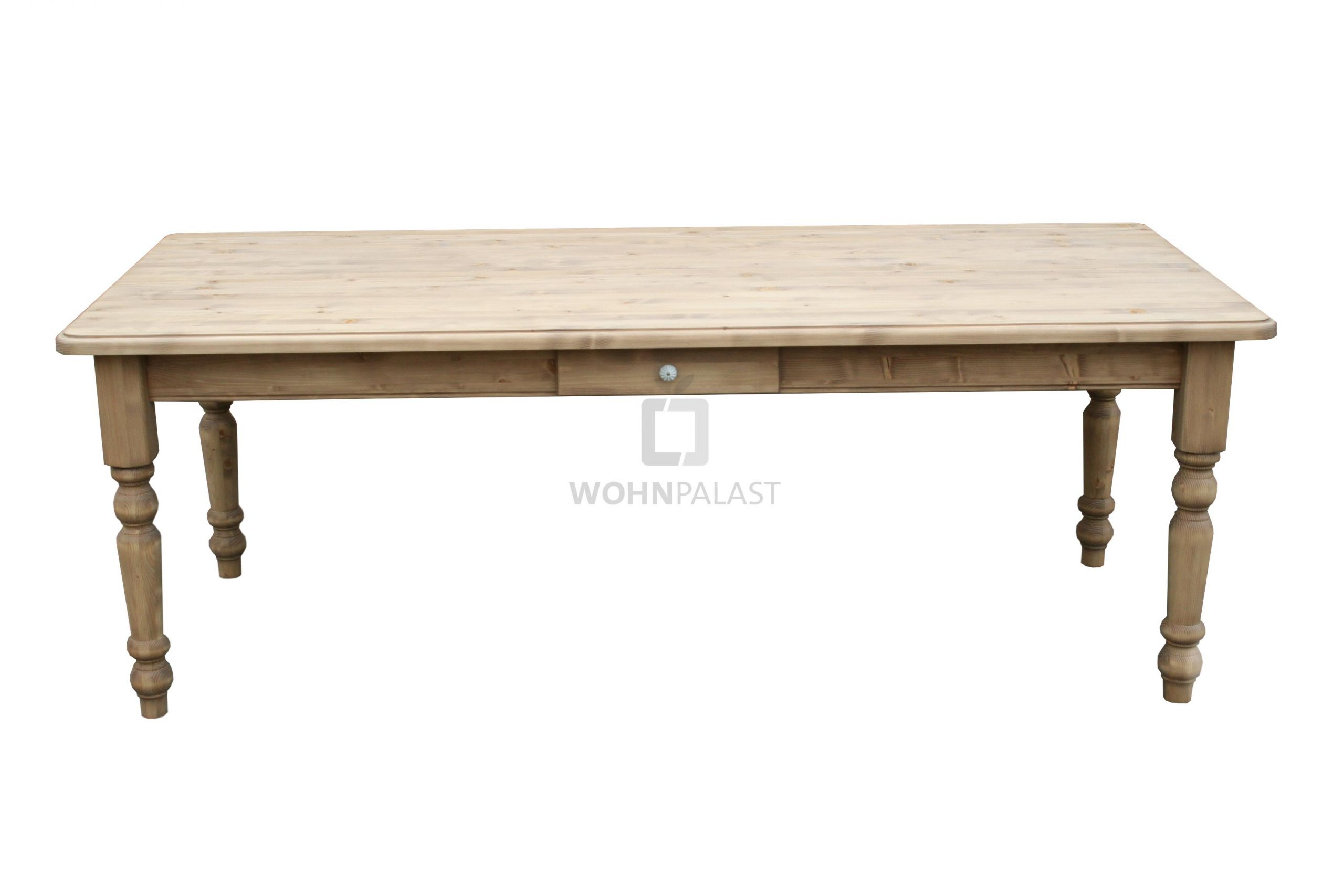 Tisch Landhaus antik hell