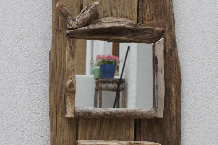 Altes Holz Deko Frisch Spiegel Aus Treibholz