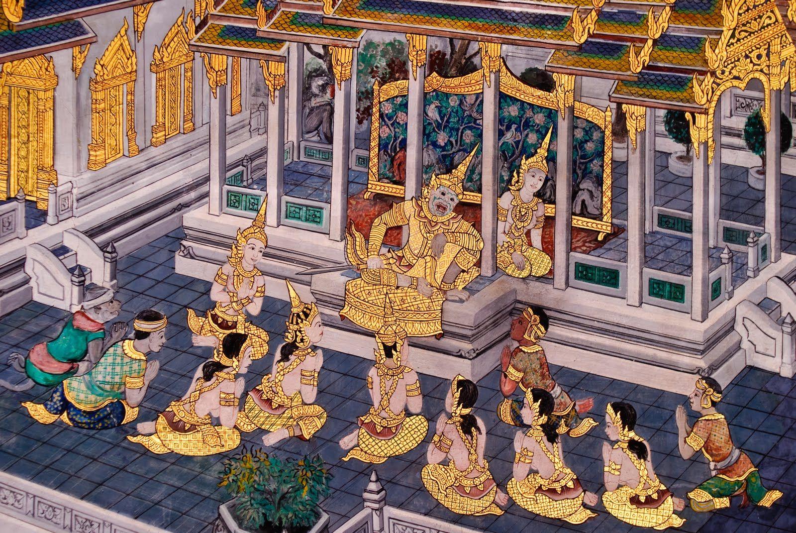 Asiatische Gartendeko Frisch Ministers Smaller Confident but Bows Down to Ravana