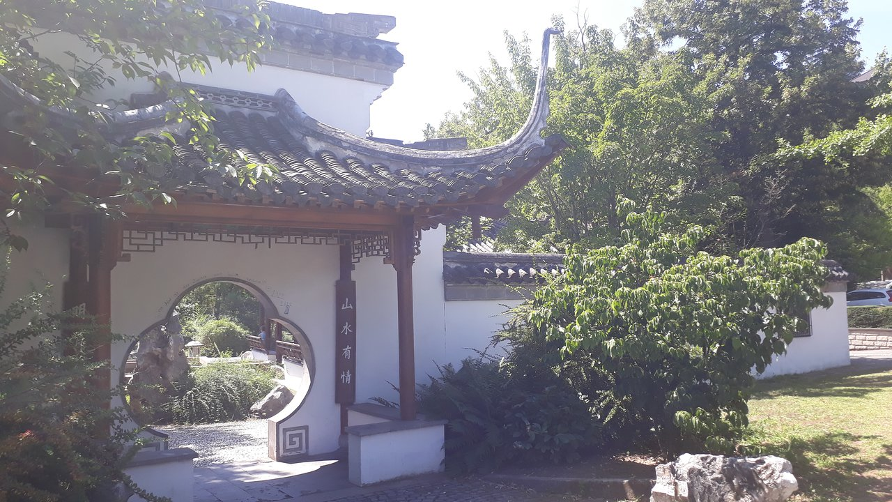 Asiatischer Garten Genial Chinesische Garten Stuttgart Aktuelle 2020 Lohnt Es
