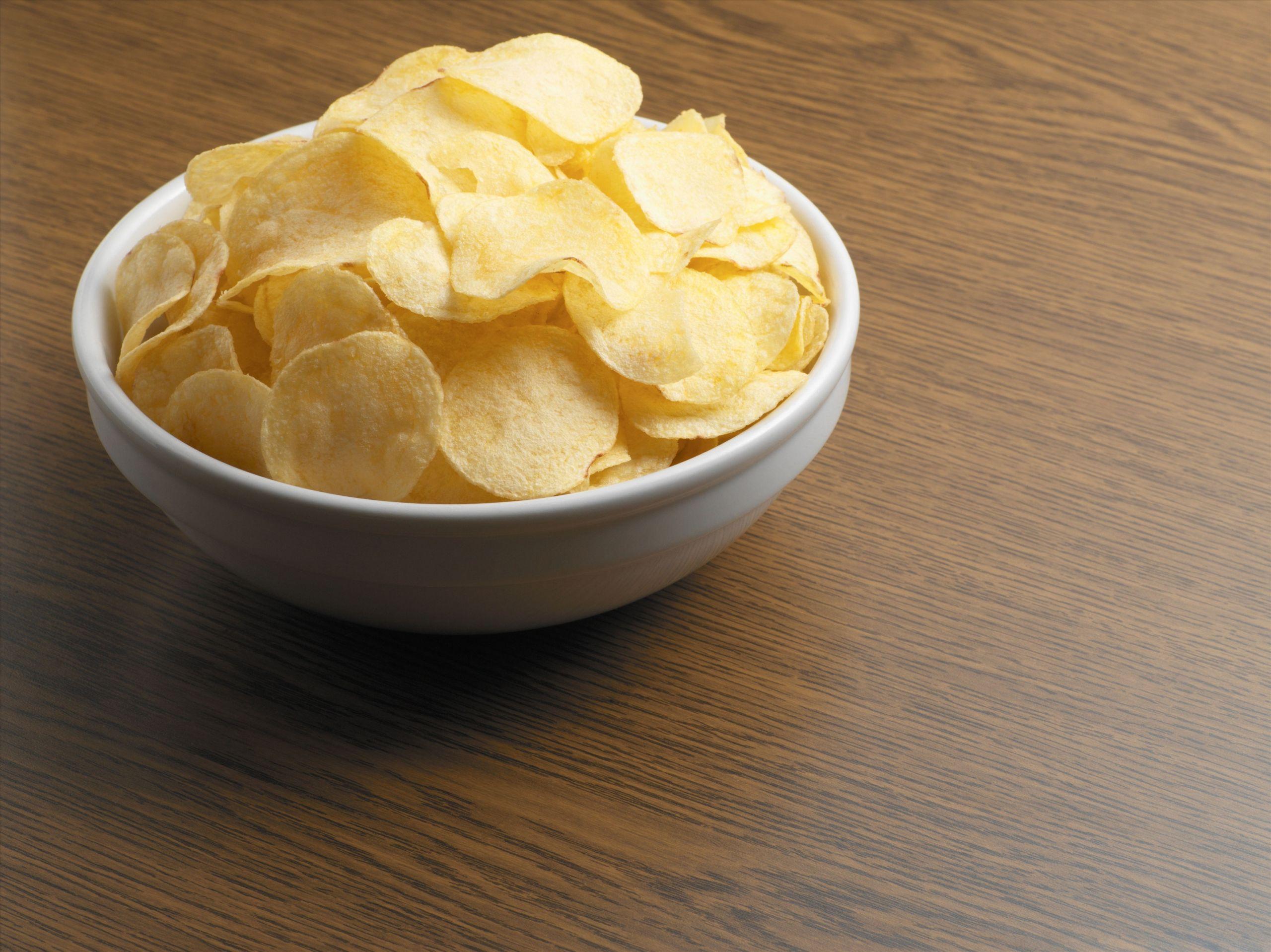 Außergewöhnliche Gartendeko Frisch 德语阅读 吃薯片真的会让人上瘾