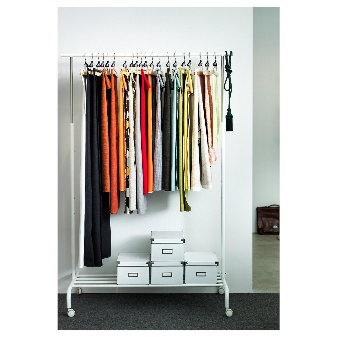 Außenwand Dekoration Metall Luxus Ikea Kleiderstange Mit Rollen