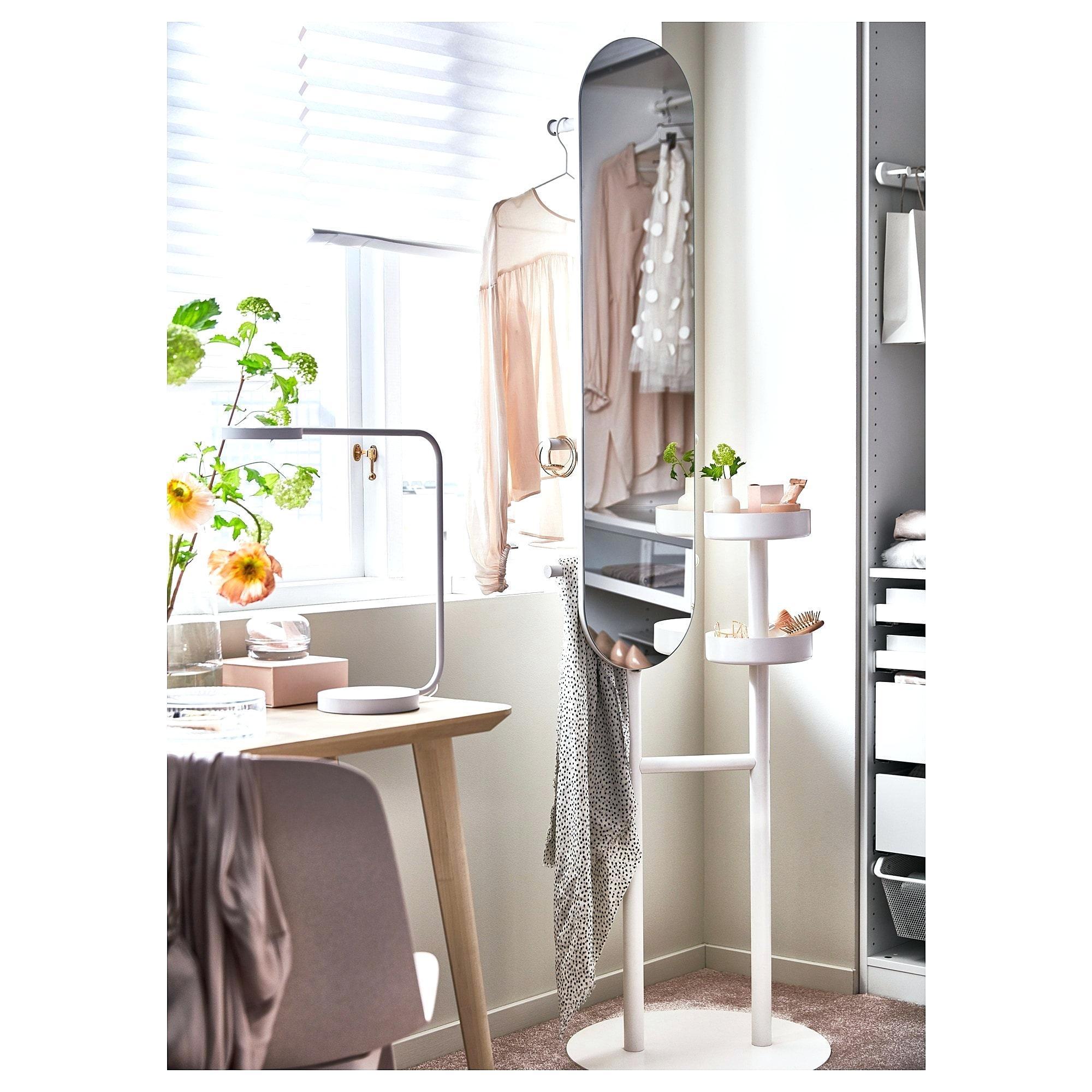 kleiderstander mit spiegel ikea lierskogen