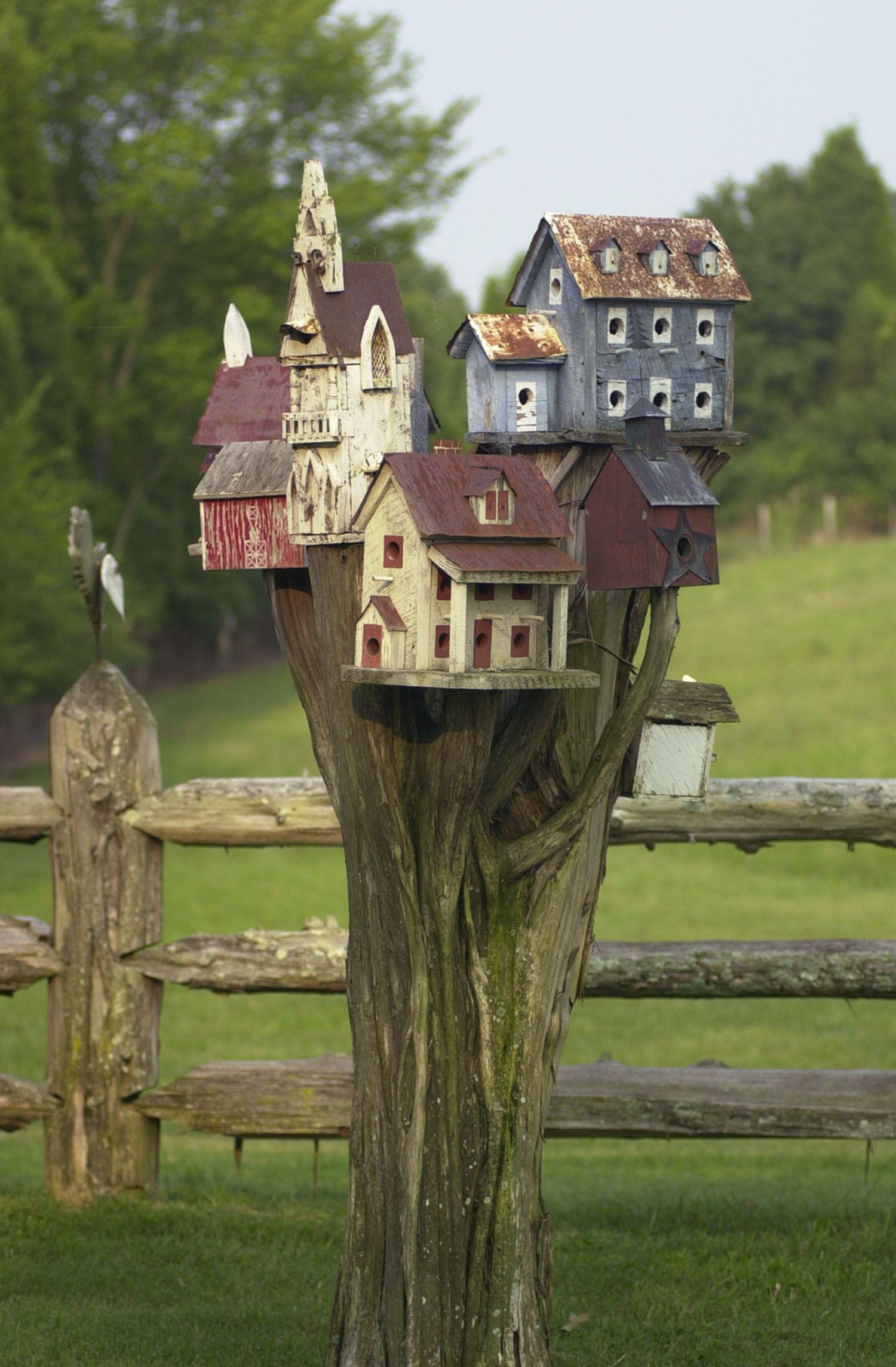 Ausgefallene Gartendeko Neu Oh My Goodness E Birdhouse