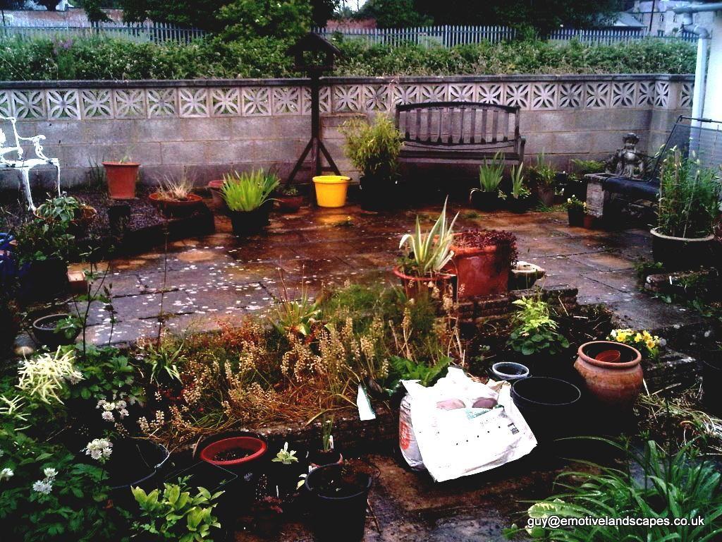 Ausgefallene Gartendeko Selber Machen Genial Geringer Wartungsaufwand Garten Ideen Auf Einem Bud