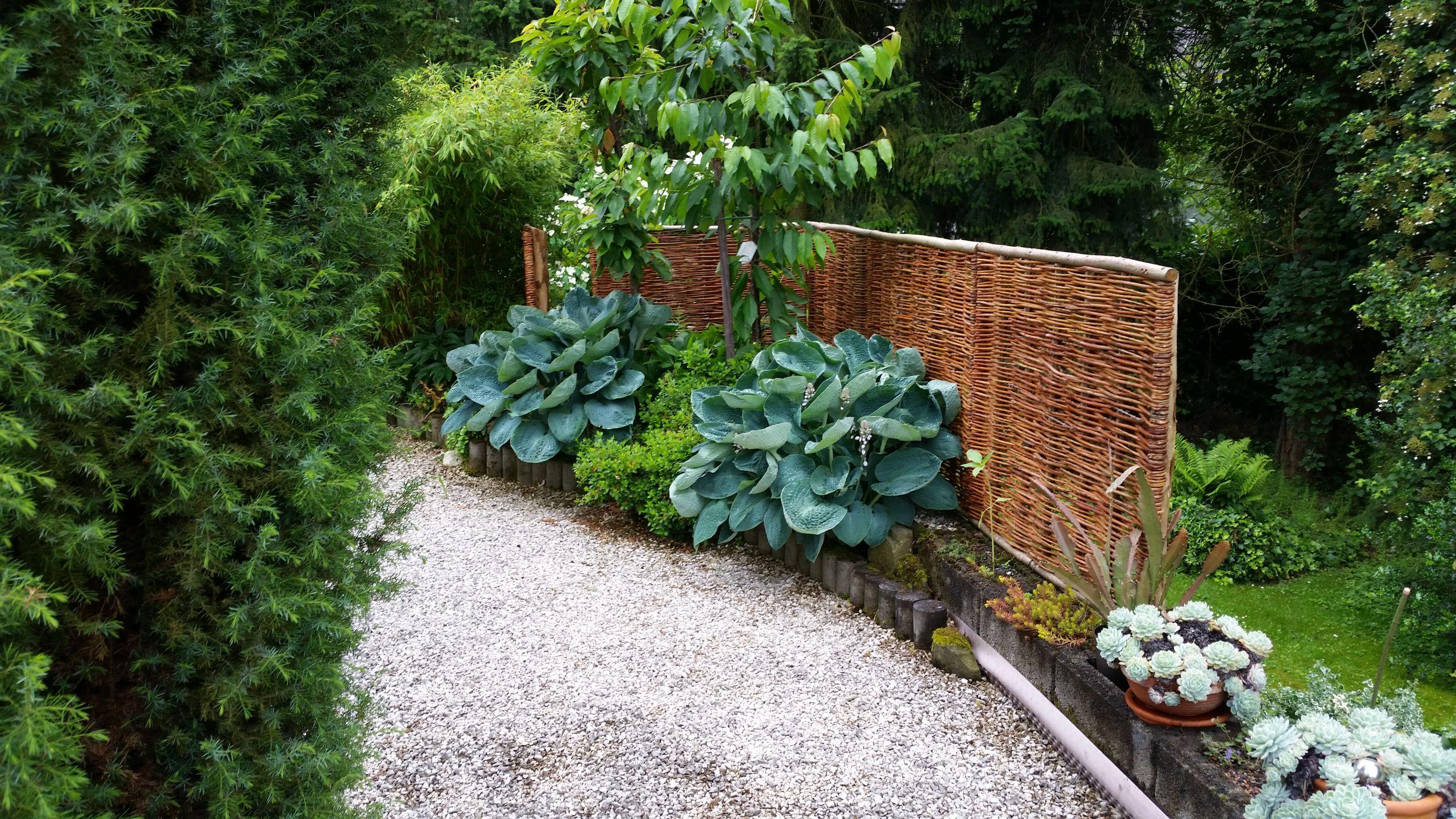Ausgefallene Gartendeko Selber Machen Neu Kreative Dekoration Für Sichtschutzwand