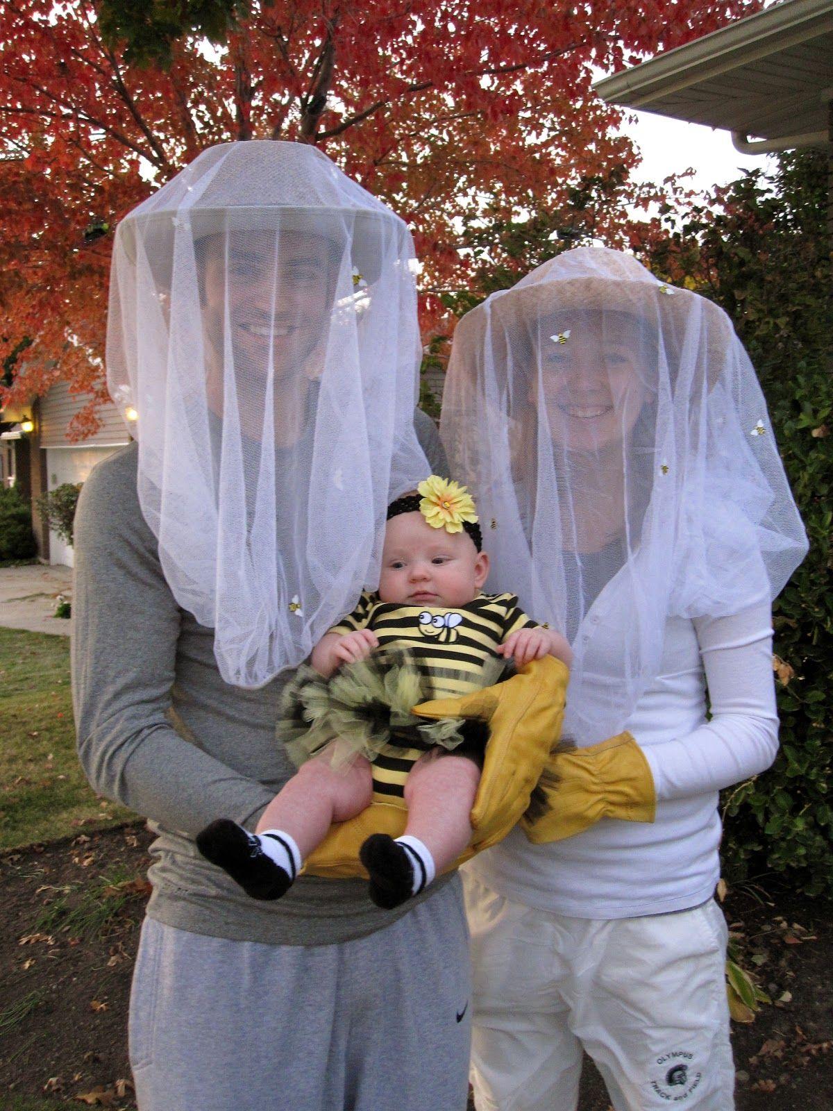 Ausgefallene Halloween Kostüme Genial Handiy Tutorials Happy Halloween Bienenkostüm Für