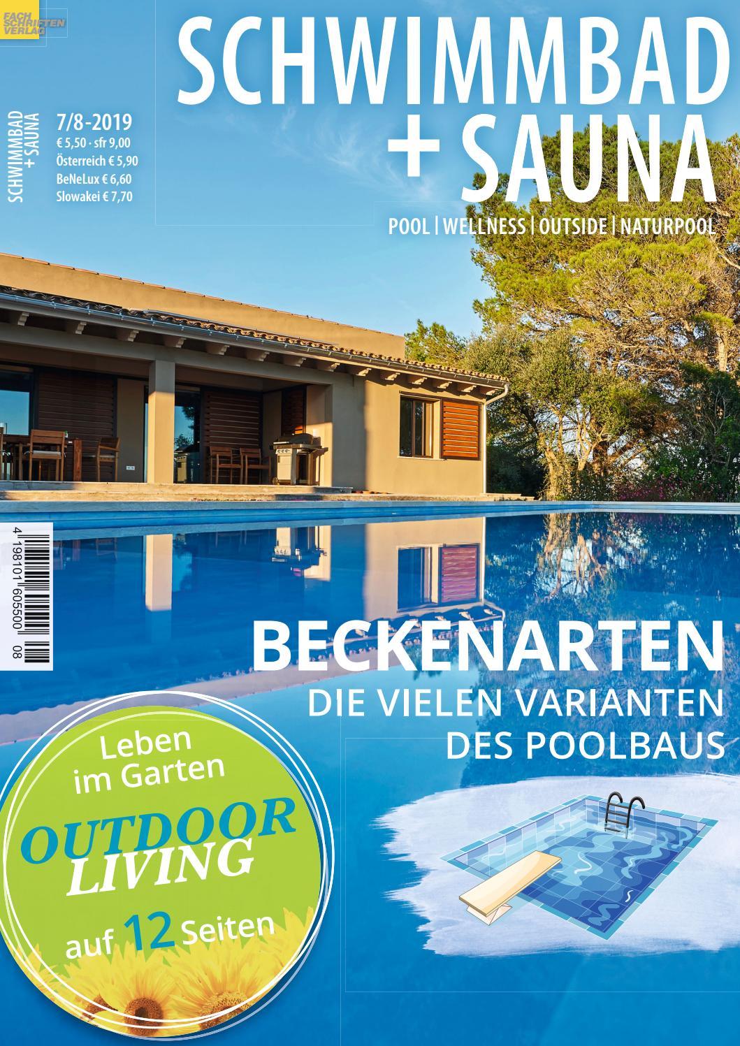 Aussen Hauswand Deko Inspirierend Schwimmbad Sauna 7 8 2019 by Fachschriften Verlag issuu