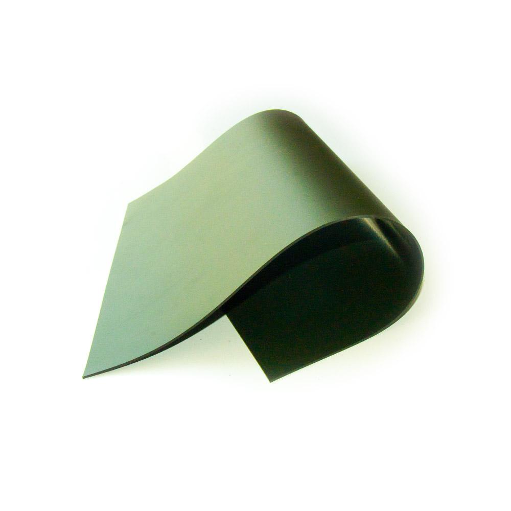 oliv gruene teichfolie pvc 1mm