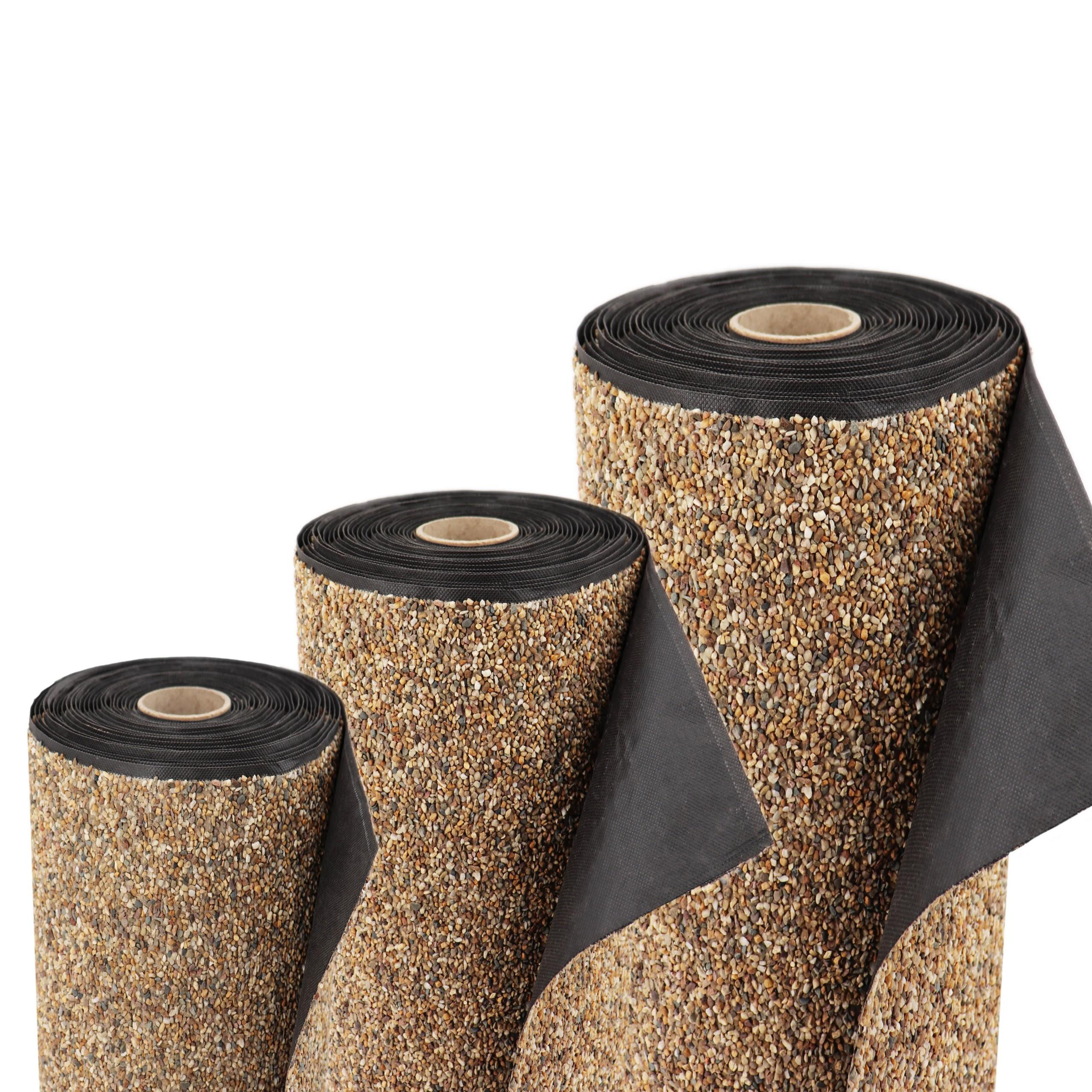 steinfolie 18m x 04m breit fuer teichrand bachlauf teichfolie teich sandfarben 1280x1280 2x