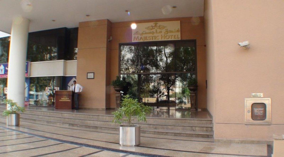 Balkon Deko Luxus Majestic City Retreat Hotel 4 ОАЭ Дубай 4 отзыва об