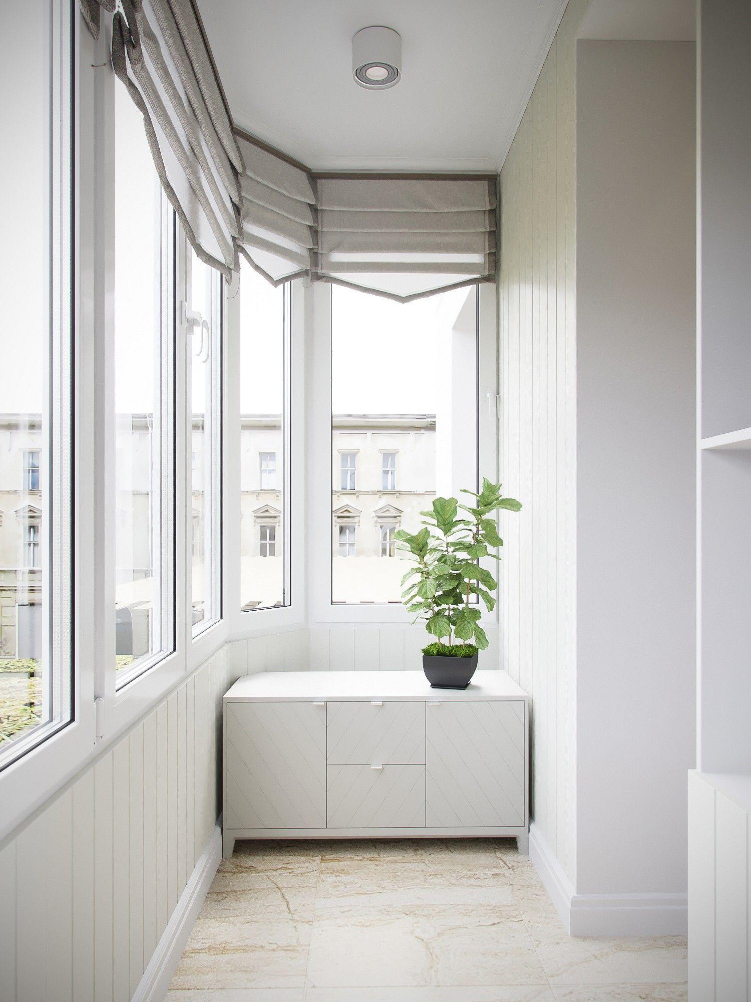 Balkon Dekoration Best Of БаРкон Дизайн однокомнатной квартиры 46 кв м в стиРе