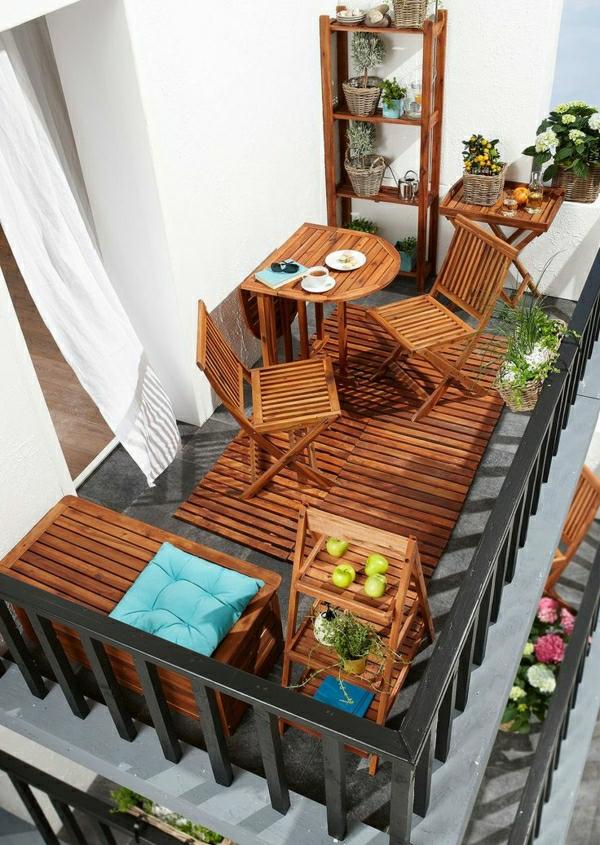 wunderschoner balkon deko ideen
