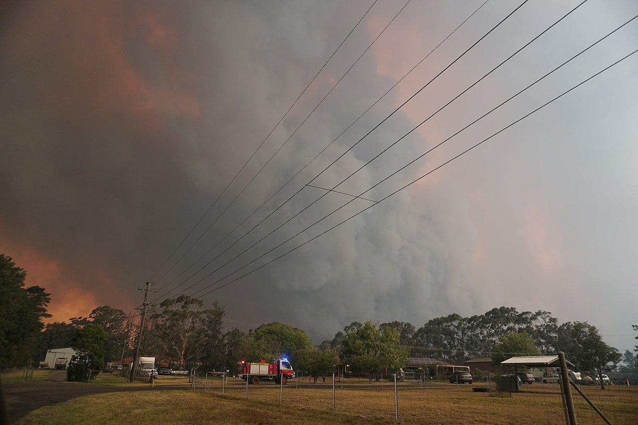 1280px Werombi Bushfire