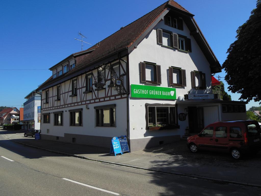 Baum Garten Genial Inn Grüner Baum Stetten Germany Booking