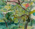 Baum Garten Inspirierend Cuno Amiet 1868 1961 Swiss 1925 Baumgarten Garten Auf