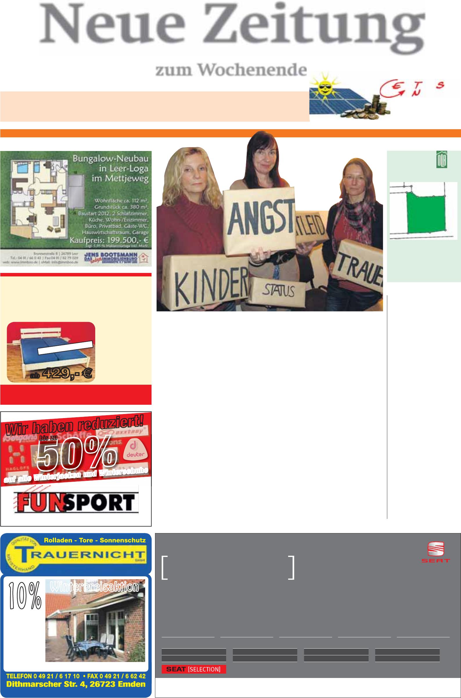 Baumwurzel Dekorieren Genial Neue Zeitung Ausgabe nord Kw 03 2012