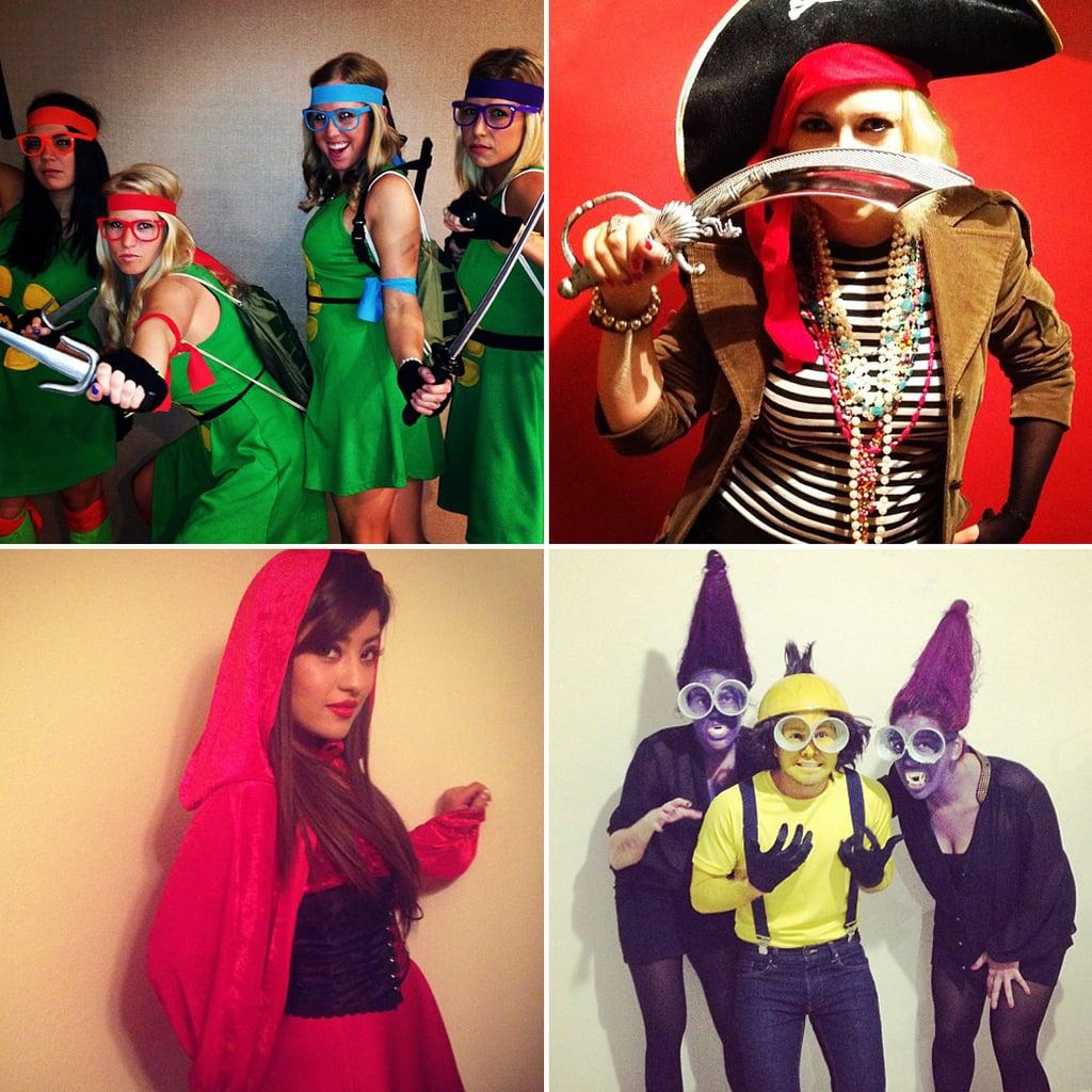 Most Popular Halloween Costumes 2014