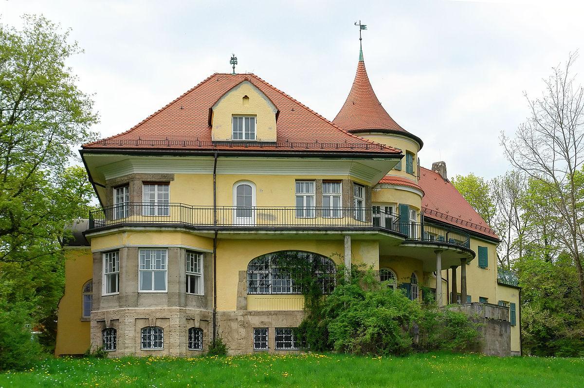 1200px Villa Maffei Seeseite Feldafing Seestrasse 4