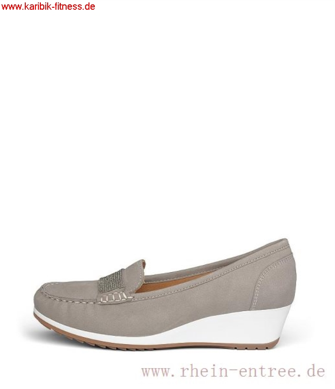 ara damen maŸgeschneiderte keilloafer new haven sf6683 grau damen slipper dgloprtw56 9004