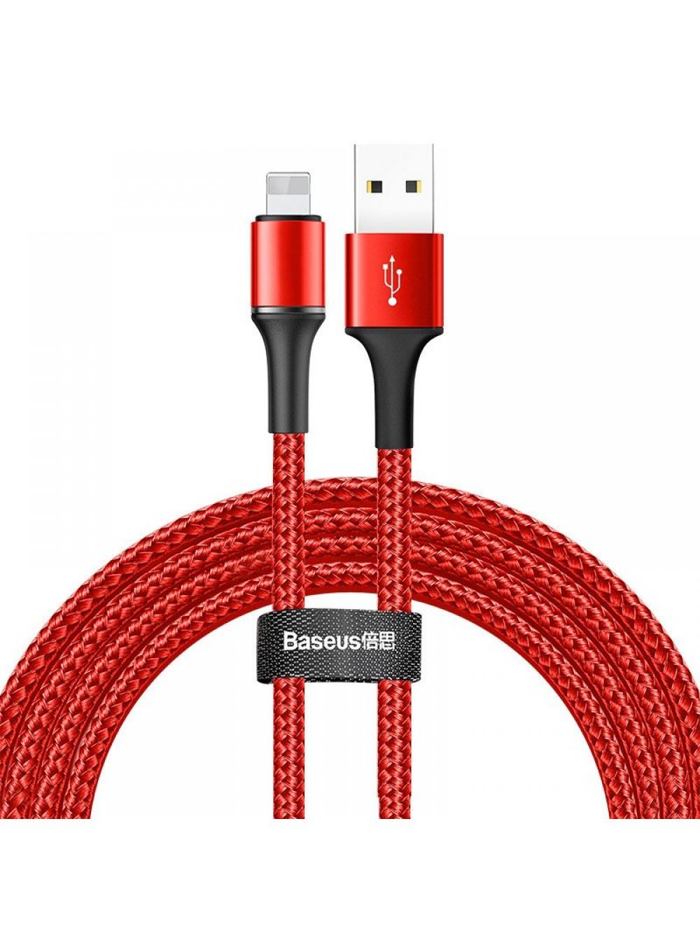 baseus calgh c09 rgb lightning cable