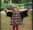 Billige Halloween Kostüme Genial Pickled Okra by Charlie No Sew Bat Wings A 10 Minute