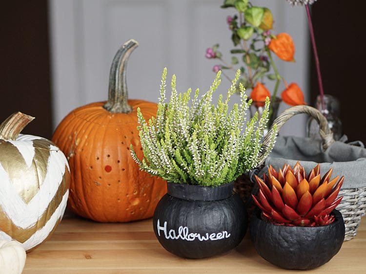 halloween kuerbis diy ideen