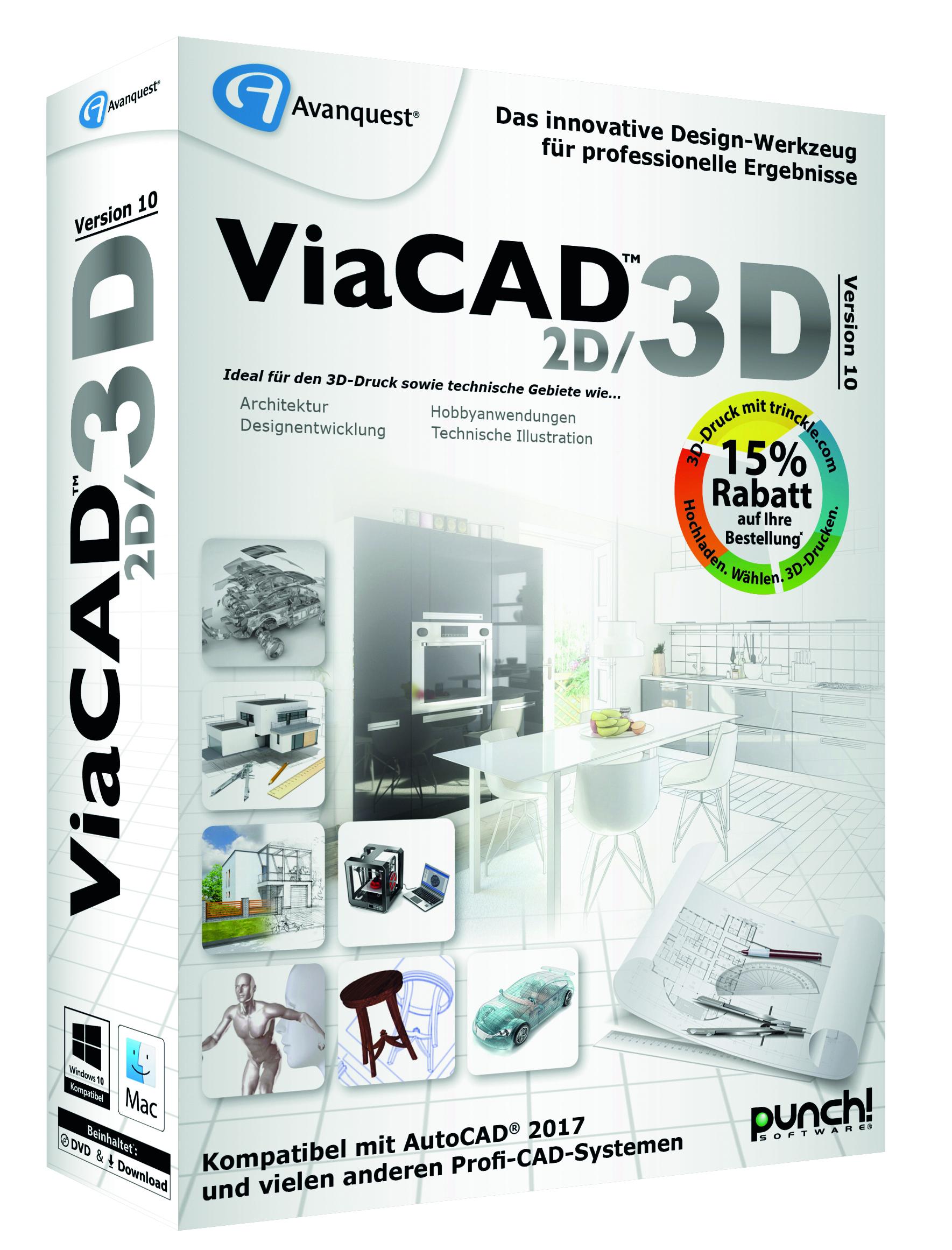ViaCAD 2D 3D 10 Trinckle 3D links 300dpi CMYK