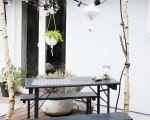 30 Luxus Birkenstamm Deko Garten