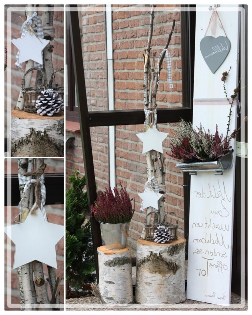 Birkenstämme Zum Basteln Luxus Weihnachtsdeko Birkenstämmen