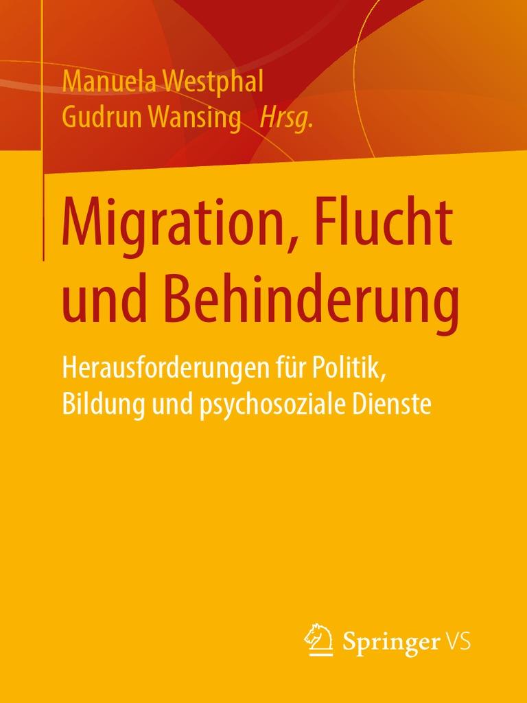 Blumen Für Den Garten Elegant Manuela Westphal Gudrun Wansing Eds Migration Flucht