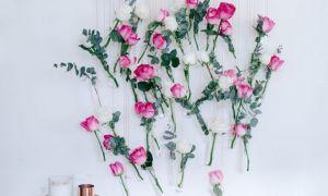 39 Luxus Blumen Wand Selber Bauen