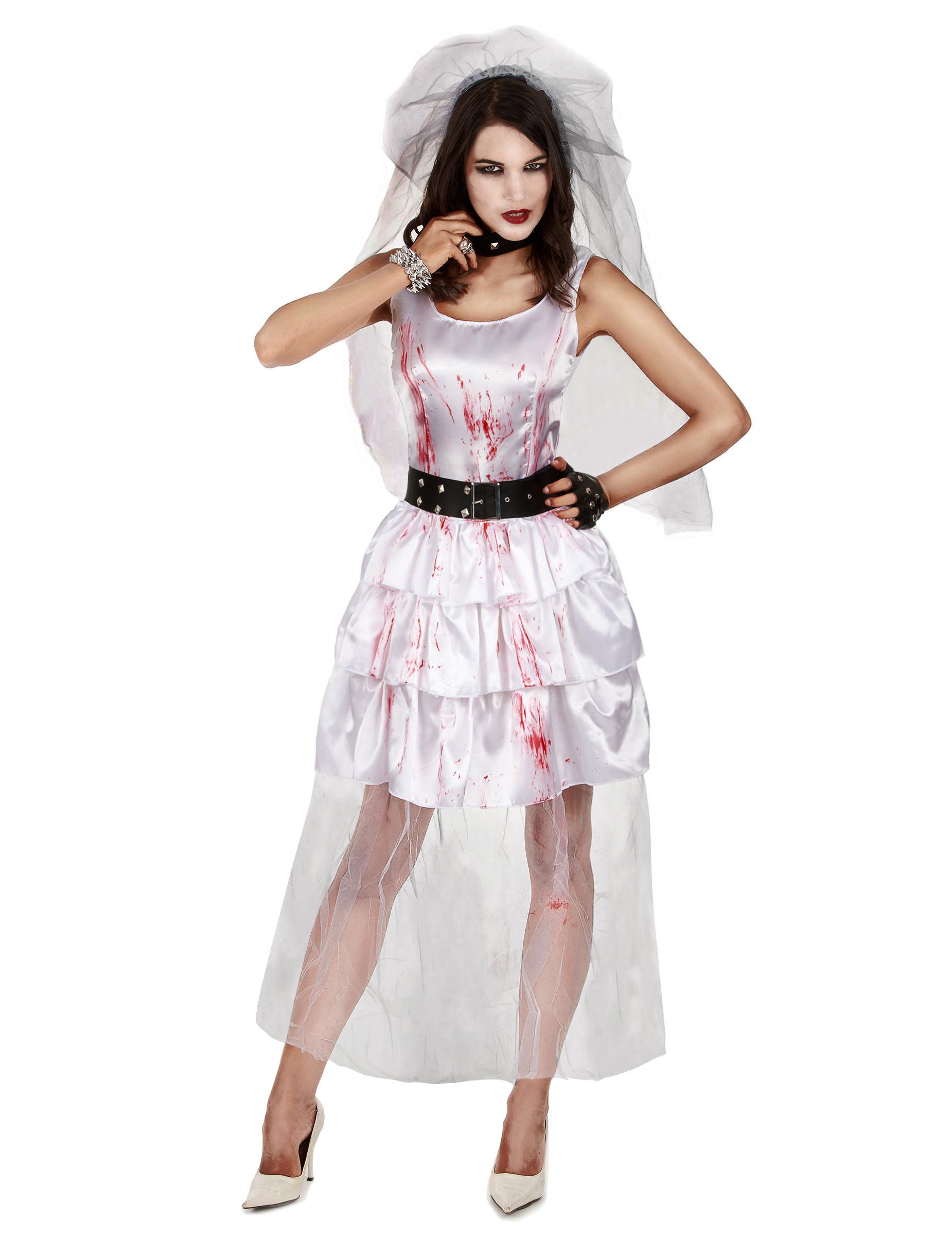 p zombie braut kostum damen halloween type=product