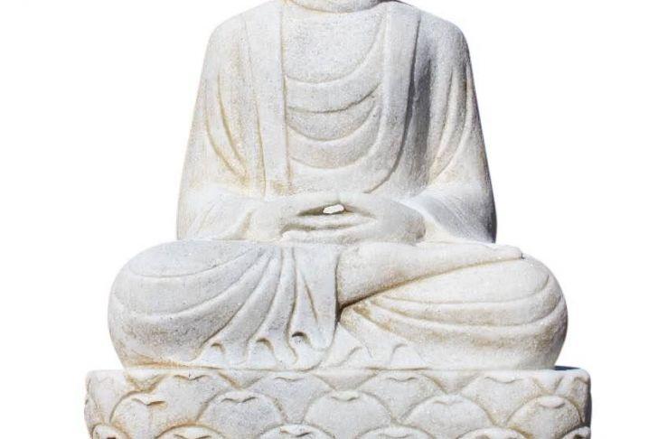 Buddha Deko Garten Einzigartig 85 Cm Marmor Buddha Für Garten