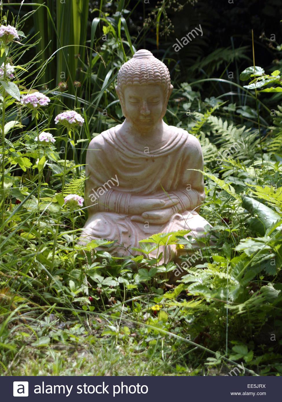 bambus buddha buddha statue buddha statuen buddhafigur buddhas buddhastatue EE5JRX