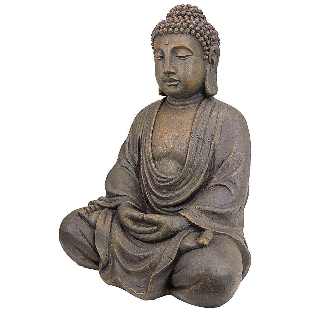 garten buddha inspirierend design toscano meditative buddha of the grand temple garden of garten buddha