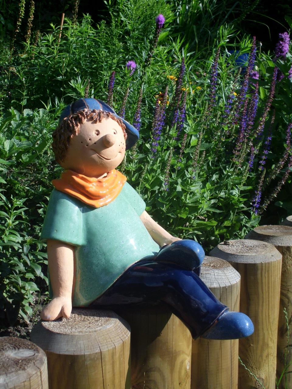 yoga frog garden sculpture keramik figur gartenkeramik gartendeko garten of yoga frog garden sculpture