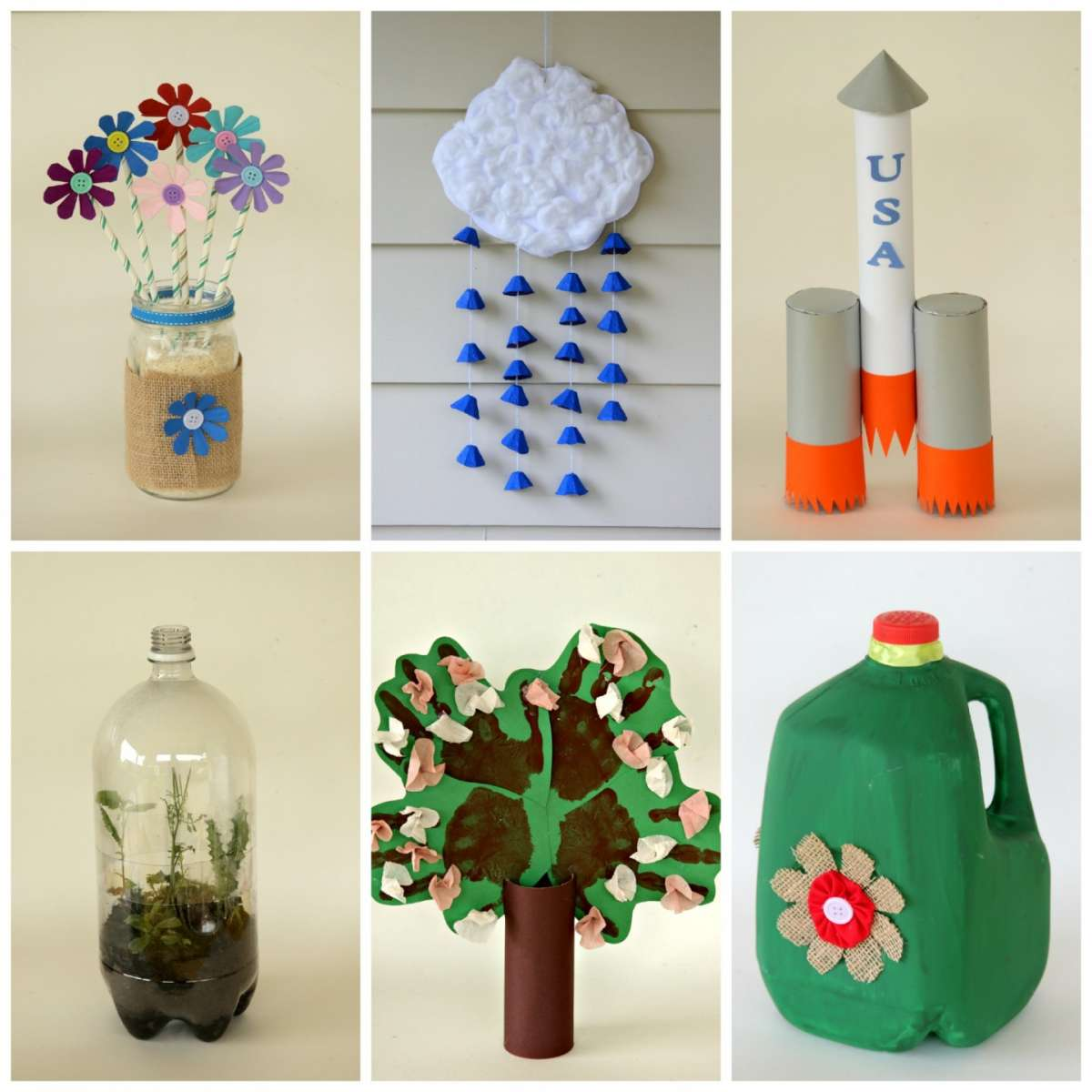 riciclo creativo dei flaconi idee creative