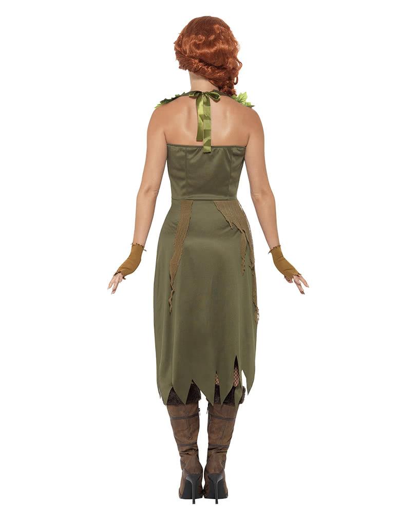 waldnymphe damen kostuem