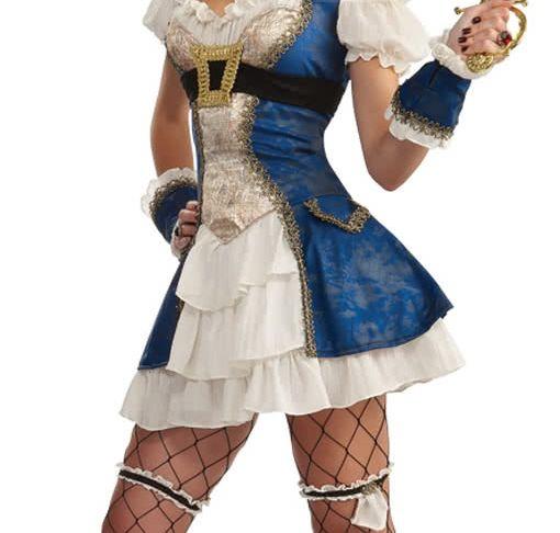 Damen Karnevalskostüme Inspirierend Freibeuterin Damenkostüm