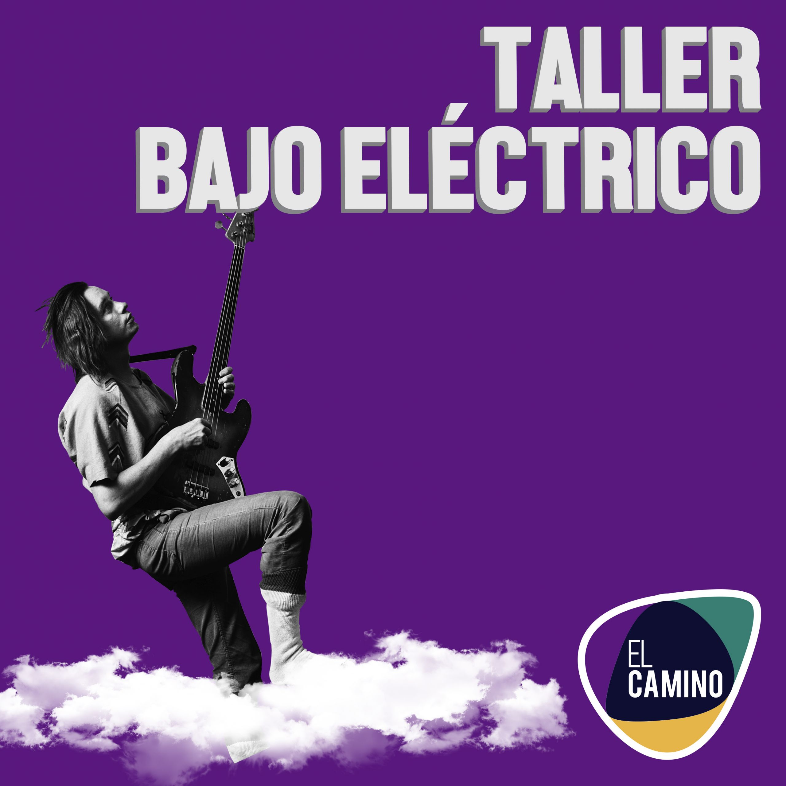 flyer bajo electrico