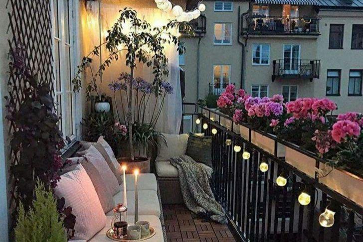 Deko Balkon Elegant Balkon Deko Balkon