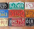 Deko Blech Inspirierend A Texas License Plate Be Es A Box